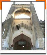 Gulbarga Fort Mosque