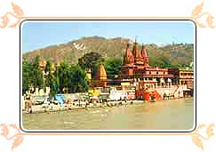 Haridwar Temple, India