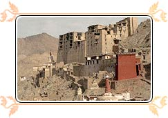 Ladakh - The Land of Gompas